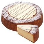 Honey and Yoghurt Cake