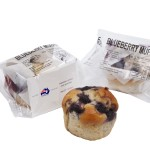 Individual Blueberry Muffin Individually Wrapped