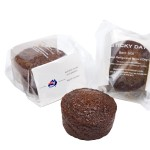 Individual Sticky Date Pudding Individually Wrapped